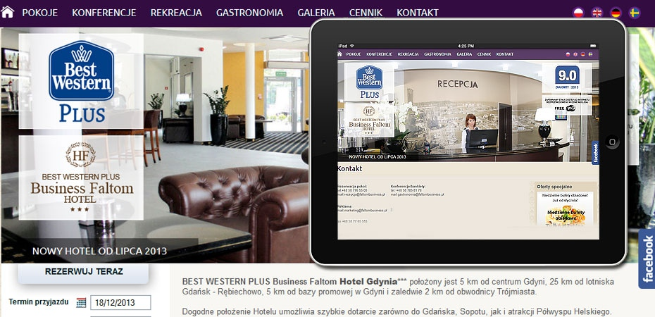 Best Western Business Faltom