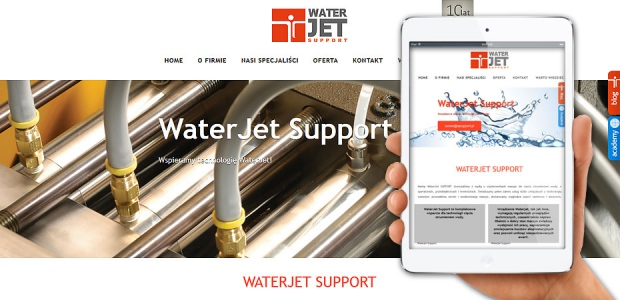 WaterJet Support
